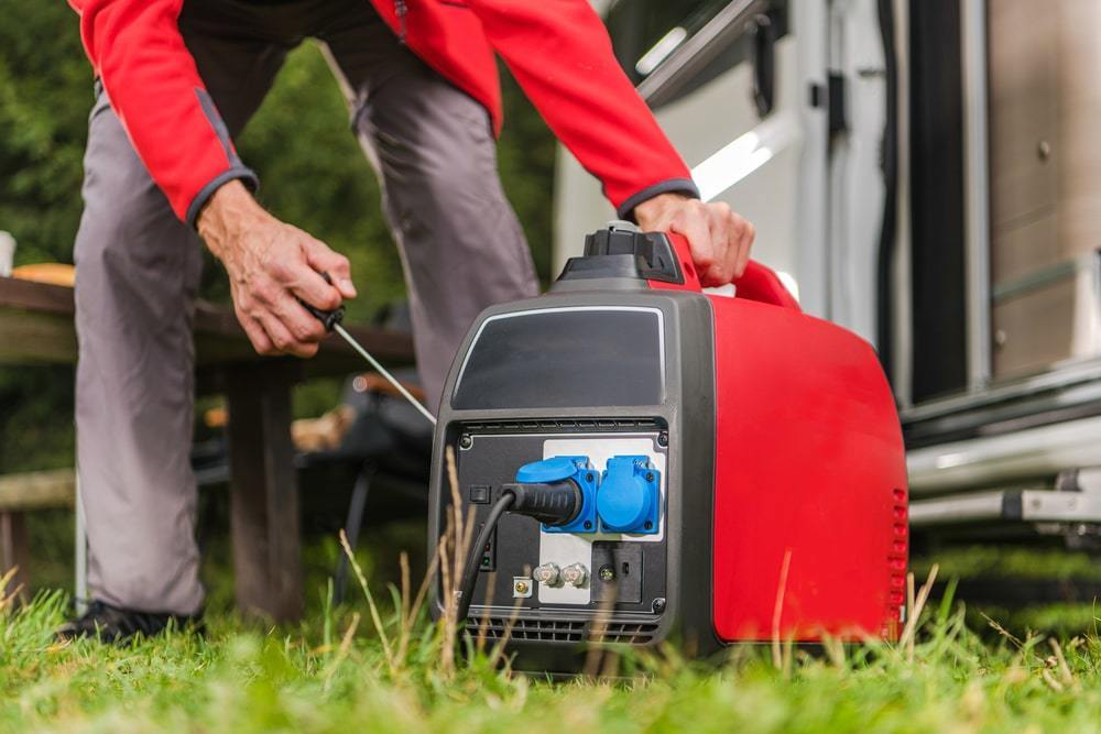Maximum Weight Considerations for a Portable Generator.