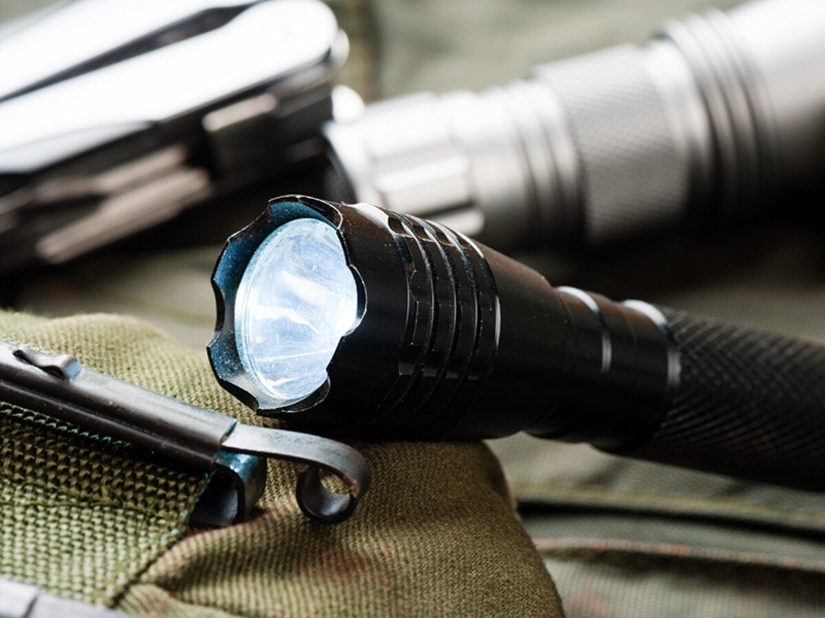 Free Tactical Torch Flashlight – Just Pay $5 shipping
